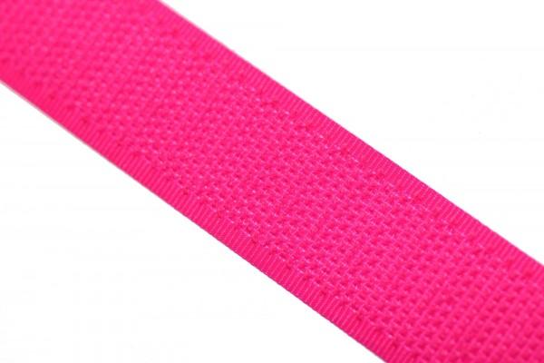 Klettband nähbar, 20mm, Neonfarben, Haken