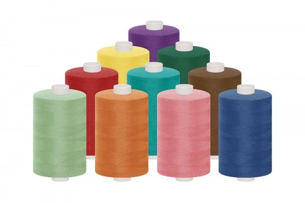 Polyester-Allesnäher, Standardfarben