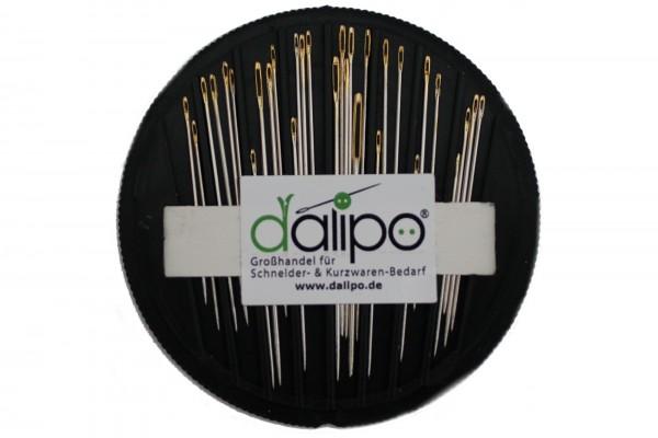 dalipo, Nähnadeln mit Goldöhr