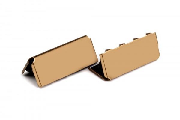 Gurtband Endstück, 30mm