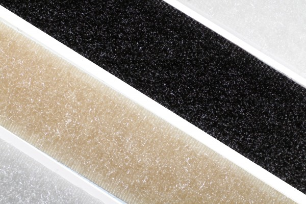 dalipo, Klettband, selbstklebend, 20mm, Flausch