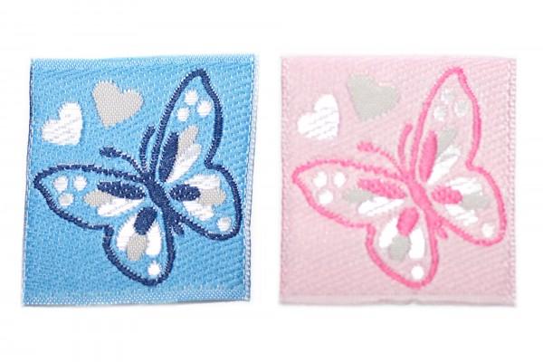 dalipo, Aufnäher, Schmetterling