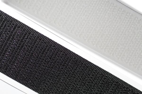 dalipo, Klettband, selbstklebend, 30mm, Haken