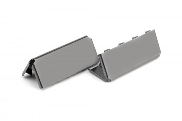 Gurtband Endstück, 40mm